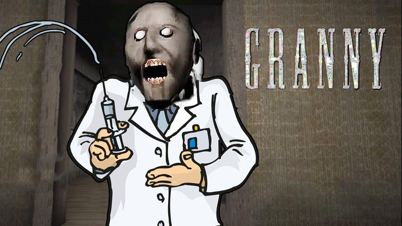 Doctor Granny vs Grandpa funny animation : Ice Scream, Aliashraf, Spiderman