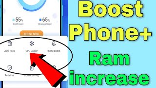 How to Use Phone Master App | Best Android App | Increase ram screenshot 5