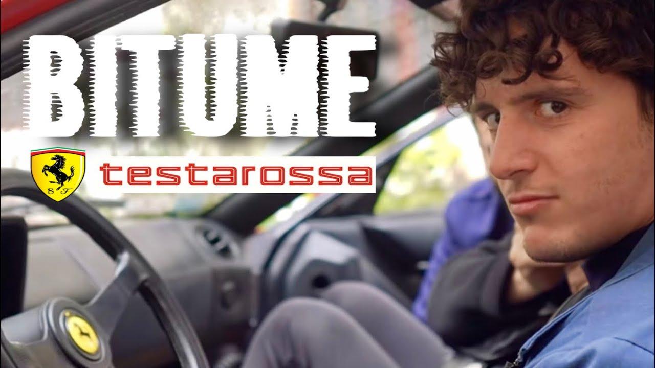 BITUME - Hugo Tout Seul découvre la voiture de ses rêves !