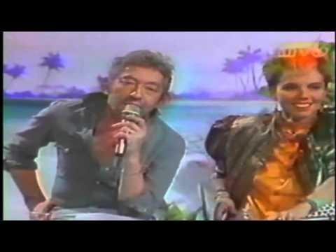 Serge Gainsbourg clash sur TV6
