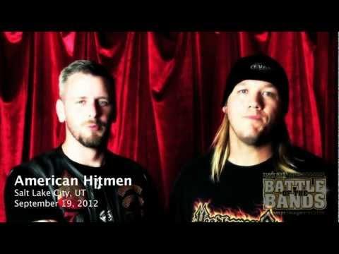 UPROAR Battle of the Bands Salt Lake City, UT Winner: American Hitmen
