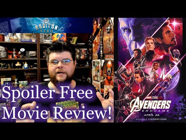 Avengers: Endgame - Movie Review (Spoiler Free)