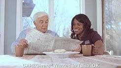 CAREGivers Wanted in Tulsa, OK | Home Instead Senior Care