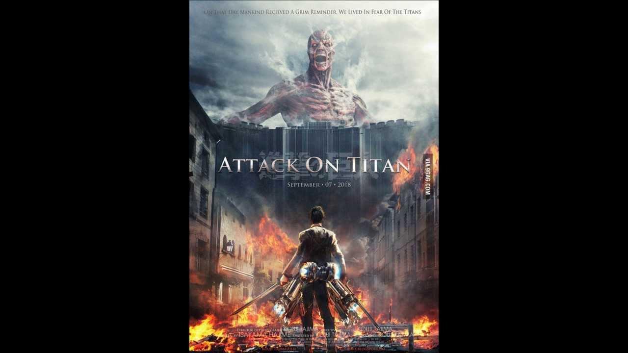 Attack on titan / shingeki no kyojin   Epic music HD ...