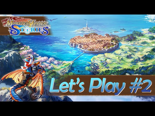 [MH Stories] En route vers Guildegaran ! - Direct #02