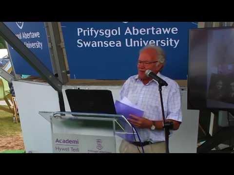 Prifysgol Abertawe yn Eisteddfod Genedlaethol Sir Fynwy a'r Cyffiniau 2016.