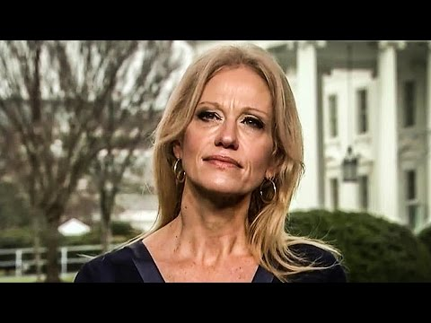 White House Tells Kellyanne Conway She Can't Appear On TV Anymore - The Ring Of Fire