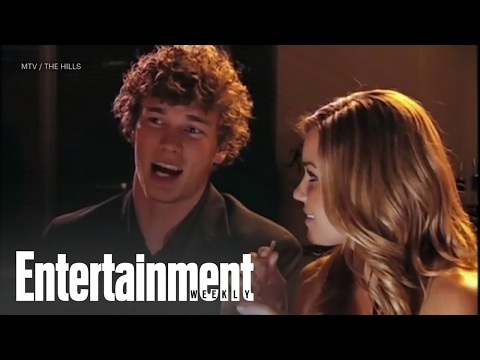 Derek Theler Reveals He Once Kissed Lauren Conrad On The Hills  Entertainment Weekly