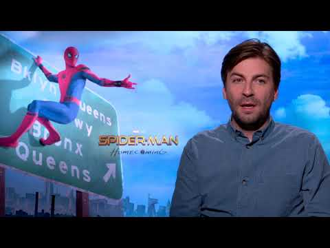 SPIDER-MAN: HOMECOMING - Entrevista Jon...