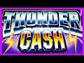 💥 Quick Free Spin Bonus on ⚡️Thunder Cash ⚡️High Limit and Dancing Drums !
