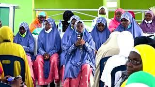 Nigeria Hifz graduates (Nasirat/Lajna)