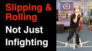 Boxing Techniques - Rolling Punches...Not Just for Infighting
