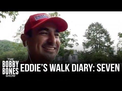Eddie's Walking Diary 7