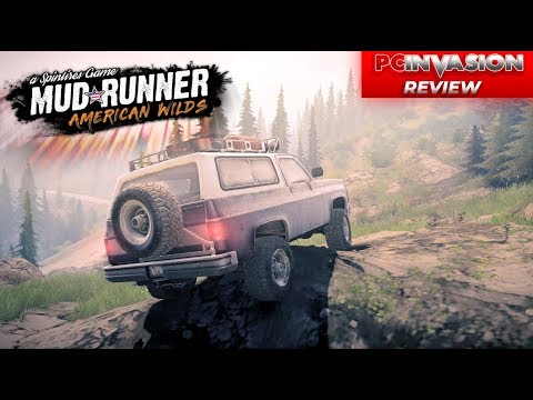 download spintires mudrunner american wilds + crack for pc