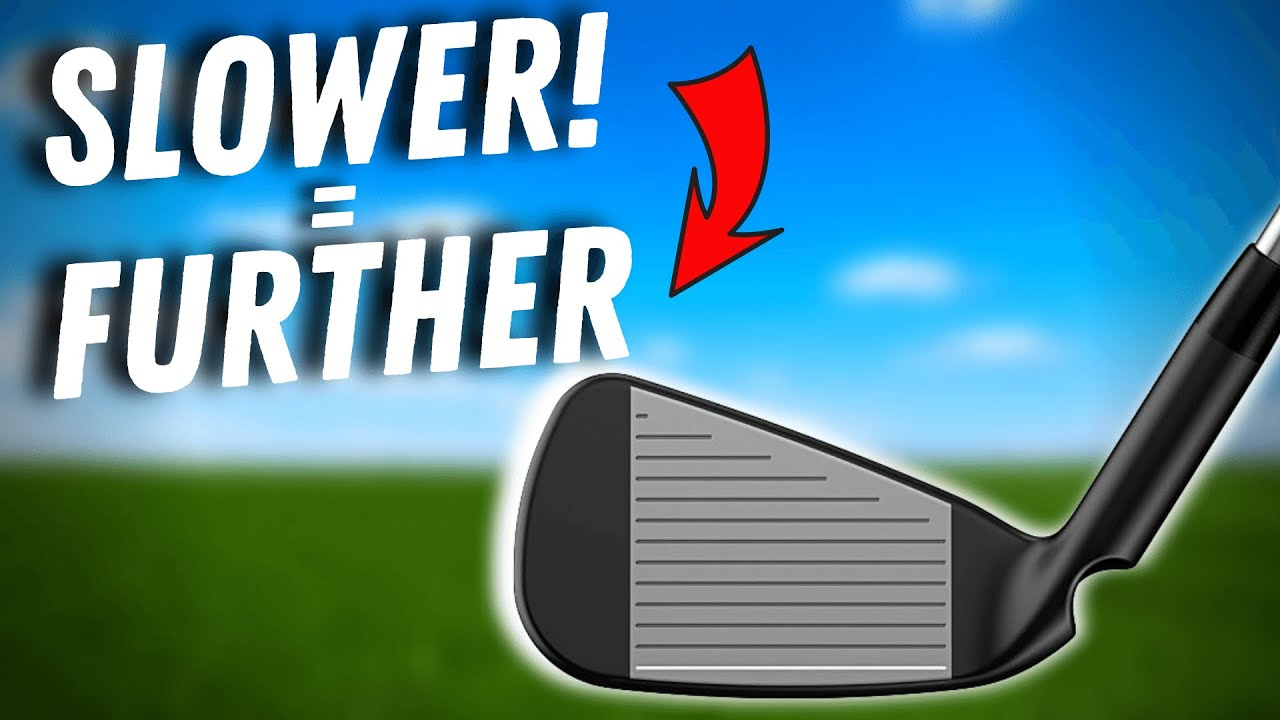 Download Swing SLOWER But Hit The Golf Ball FURTHER - EVERY GOLFER NEEDS THIS!!!
