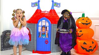 Download Diana and Roma Pretend Play Halloween Adventure