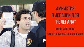 Амнистия для нелегалов в Испании. Легализация в Испании нелегалов