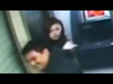 Robber Returns Money After Checking Woman's Bank Balance In China (Video)
