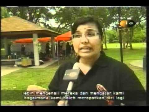 PET Rocket featured on Suria 8pm news - SpeedB Singapore
