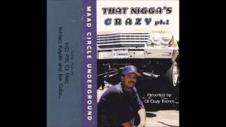 DJ Crazy Toones - That Nigga