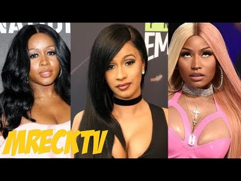 Nicki Minaj Addresses Remy Ma Beef & Destroys Cardi B: U Need To Toughen Up,Nobody Gonna Kiss Ur ..
