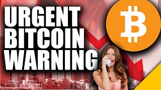 URGENT BITCOIN WARNING!!! 4 WORST Reasons BTC DUMPED