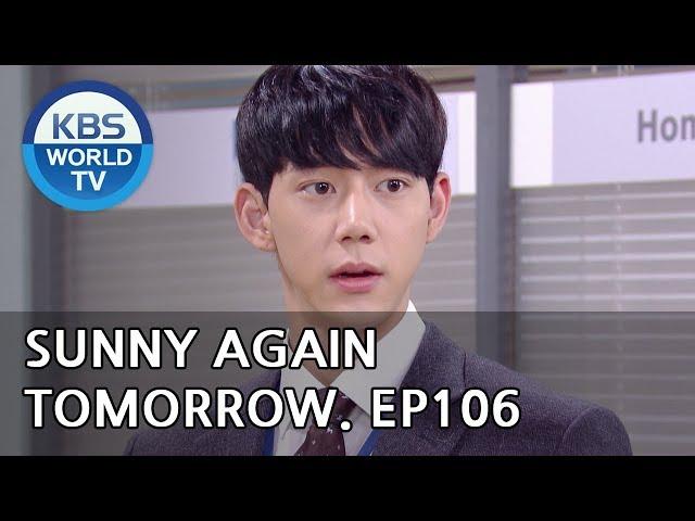 Sunny Again Tomorrow | 내일도 맑음 - Ep.106 [SUB : ENG,CHN,IND / 2018.10.19]