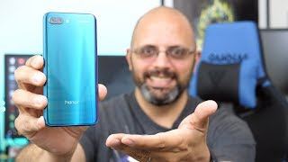 My Impressions Of The Phantom Green Honor 10 After Using for A Week