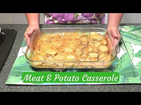 Meat & Potato Casserole