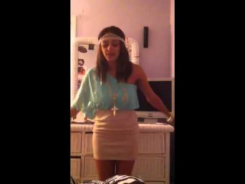Carmen singing no one by Alicia keys
