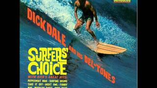 Dick Dale - Surfing Drums