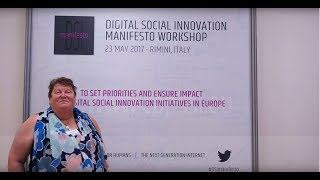 Social Innovators for the Next Generation Internet - Gillian Youngs, University of Westminster