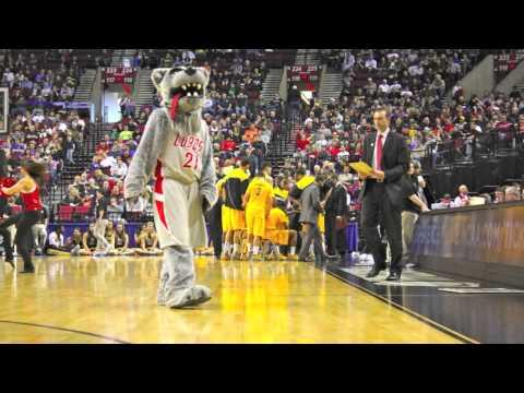 2012 NCAA Basketball Tournament in Portland