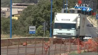 Fermi i lavori a Ciuccafa News AgrigentoTv
