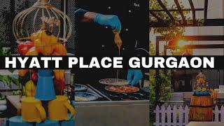 Hyatt Place Gurgaon | Signature Dishes | Desi Fried Chicken | Sahil Taksh