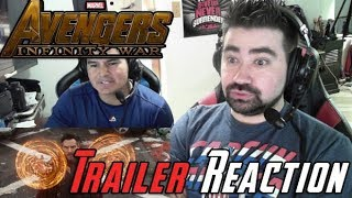 Avengers: Infinity War - Angry Trailer Reaction! thumbnail