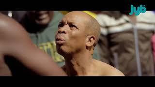 Afeez Oyetoro Saka Knock it Out at Knockout Movie Premiere