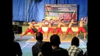 """cotabato 7th Annual Dance Festival""--first Runner Up...(ndkc) Folkdancers..."