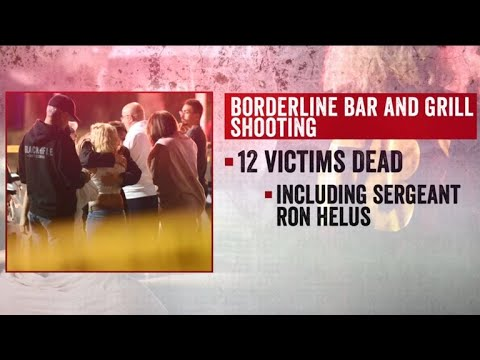New details on the California bar shooter and the victims