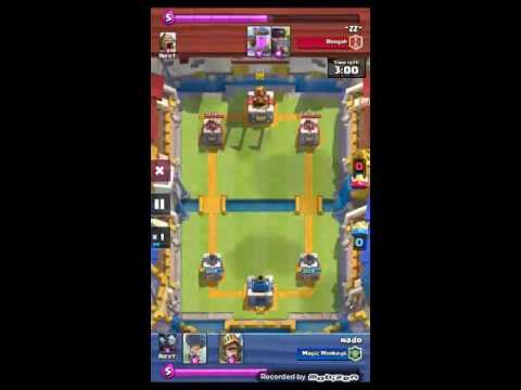 Clash royal gaming #9 (NH situation)