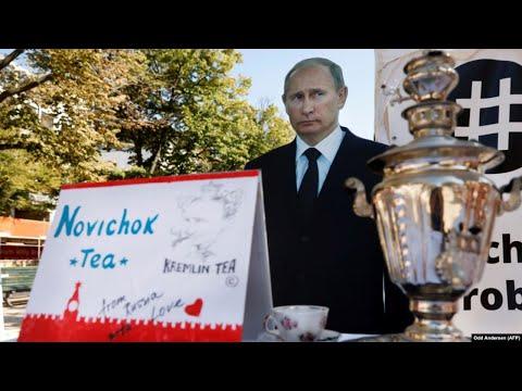 У Путина в