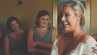 Lauren and Andrew Collins Wedding Day Trailer.