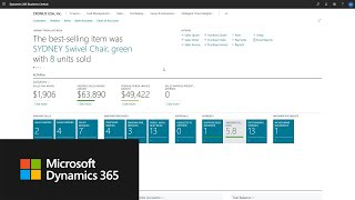 How to set up categories for items in Dynamics 365 Business Central