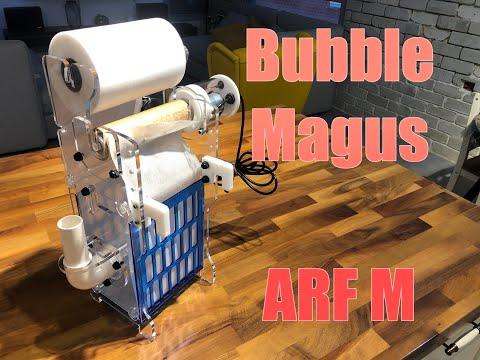 Unboxing Bubble Magus ARF M Roller mat filter