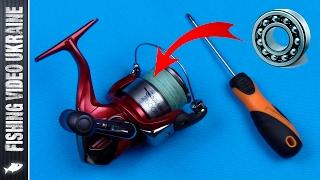 видео Зачем рыбаку шариковая ручка - Самоделки для рыбалки своими руками