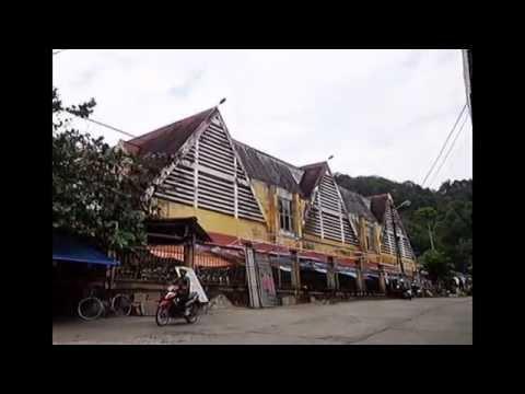 Thị trấn Việt Quang huyện lị Bắc Quang Hà Giang.10-2012