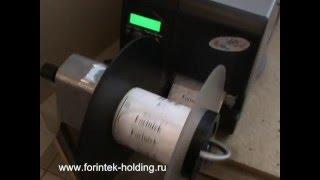 Печать самоклеящихся этикеток на термотрансферном принтере  AP 5.4(, 2013-03-19T06:13:23.000Z)