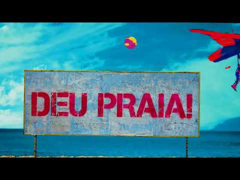 PÂNICO NA PRAIA: MAIS UM ROLÊ NO RIO DE JANEIRO (C/ CHRISTIAN PIOR E CARIÚCHA)