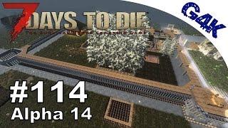 7 Days To Die | Catwalks and Steel Pillars | 7 Days to Die Gameplay Alpha 14 | S06E77