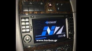 Dynavin N7-CLK for Mercedes facelift CLK (C209) www.korbos.gr